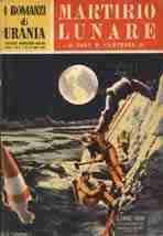 copertina di Martirio lunare
