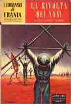 copertina di La rivolta dei nani