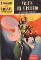 copertina di Nascita del superuomo