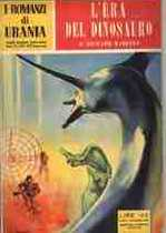 copertina di L'èra del dinosauro