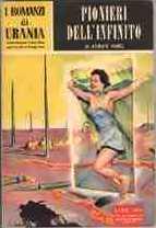 copertina di Pionieri dell'infinito