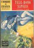 copertina di Tele-homo Sapiens