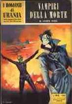 copertina di Vampiri della morte