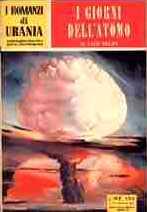 copertina di I giorni dell'atomo