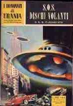 copertina di S.O.S. dischi volanti
