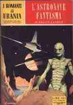 copertina di L'astronave fantasma