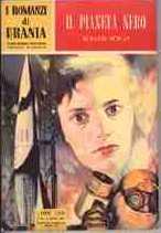 copertina di Il Pianeta Nero