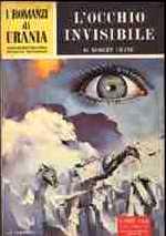 copertina di L'occhio invisibile