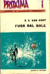 copertina di Fuga dal sole