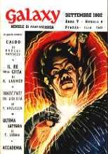 copertina di Galaxy Anno V-N. 9