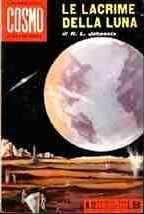copertina di Le lacrime della luna