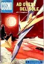 copertina di Ad ovest del Sole