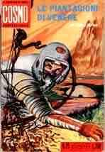copertina di Le piantagioni di Venere