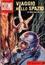 copertina di Viaggio nello spazio