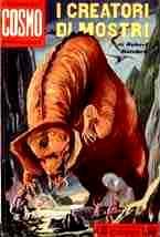 copertina di I creatori di mostri