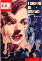 copertina di I giorni di Uskad