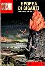 copertina di Epopea di giganti