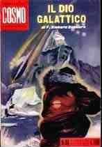 copertina di Il dio galattico