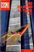 copertina di 1990 salviamo la Terra