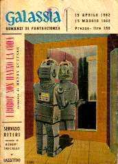 copertina di I robot non hanno la coda