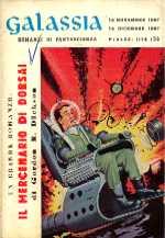 copertina di Il mercenario di Dorsai