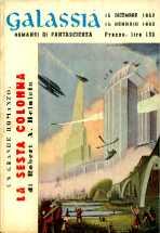 copertina di La sesta colonna