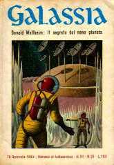 copertina di Il segreto del nono pianeta
