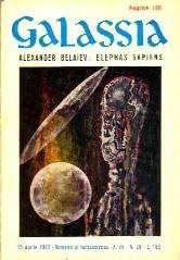 copertina di Elephas Sapiens