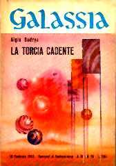 copertina di La torcia cadente