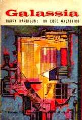 copertina di Un eroe galattico