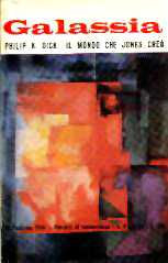 copertina di Il mondo che Jones creò