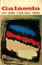 copertina di L'alba delle tenebre