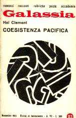 copertina di Coesistenza pacifica