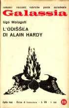 copertina di L'odissea di Alain Hardy