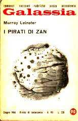 copertina di I pirati di Zan