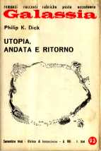 copertina di Utopia, andata e ritorno