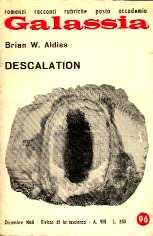 copertina di Descalation