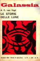 copertina di Le storie delle lune