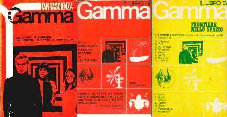 copertina di Gamma uno anno primo volume primo
