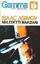 copertina di Maledetti Marziani