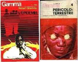 copertina di L'epidemia