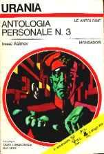copertina di Antologia Personale n. 3