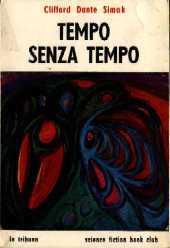 copertina di Tempo senza tempo