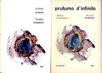 copertina di Profumo d'infinito