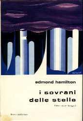 copertina di un volume della collana I Classici della Fantascienza