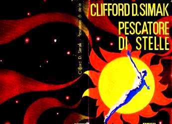 copertina di un volume della collana Orizzonti. Capolavori di Fantasia e Fantascienza