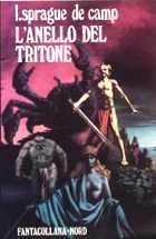 copertina di L'anello del tritone