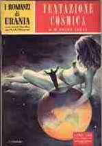 copertina di Tentazione cosmica