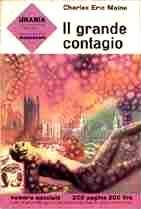 copertina di Il grande contagio