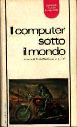 copertina di Il computer sotto il mondo